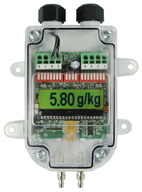 PTH Kombifühler Modbus mit Option Display